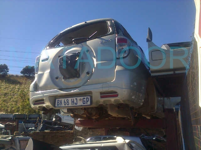Daihatsu Terios 1 5 stripping for spares | Matadoor Salvage