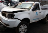 Tata Xenon 2.0TDi stripping for spares