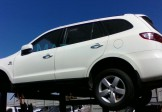 Nissan Murano 2012 stripping for spares