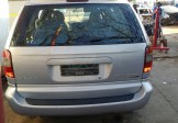 2001 Grand voyager 2.5CRD stripping for spares