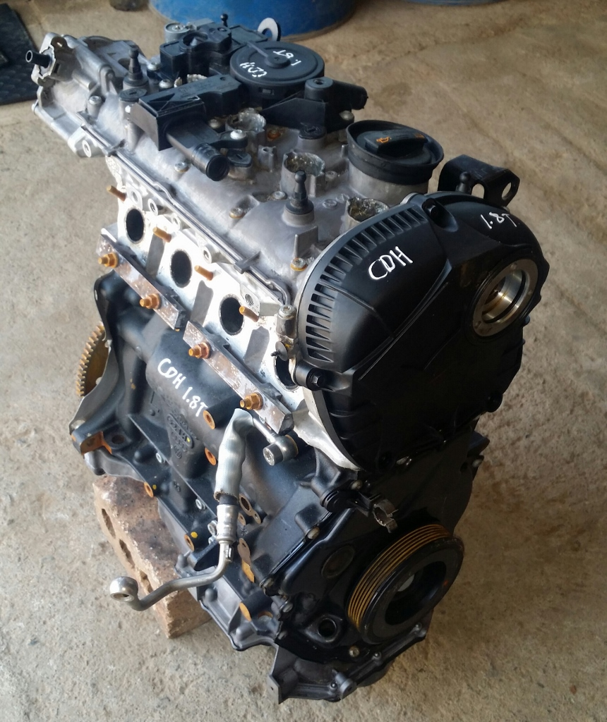 2008 Audi A4 B8 1.8T Engine CDH
