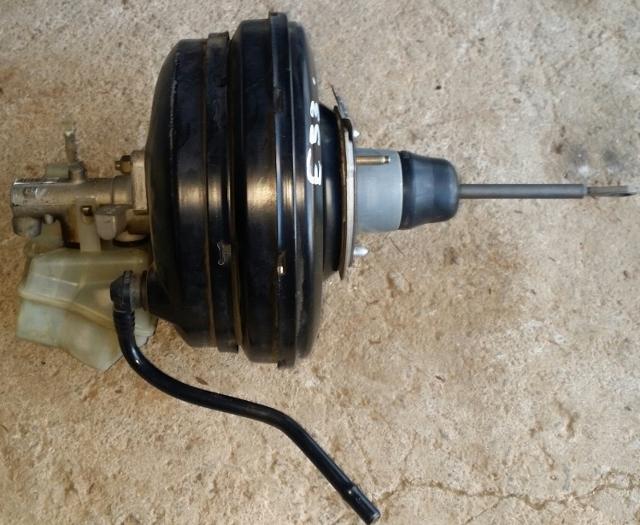 2005 bmw x5 e53 3 0 diesel brake booster master cylinder. Black Bedroom Furniture Sets. Home Design Ideas