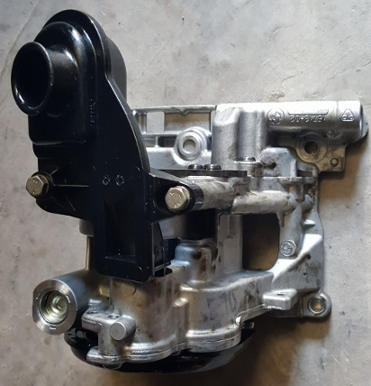 2010 bmw x5 e70 3 0 diesel oil pump n57 matadoor salvage for Bmw x5 motor oil