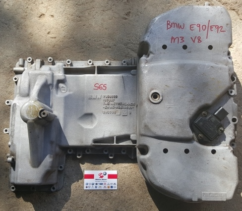 2009 BMW M3 V8 Engine Sump/Oil Pan-S65 | Matadoor Salvage