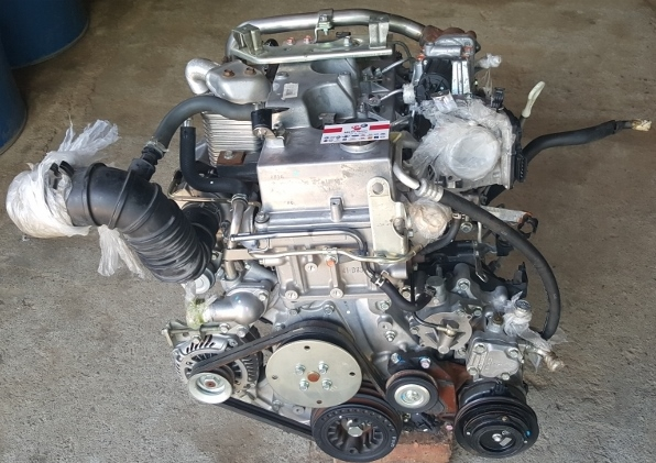 2006 Mitsubishi Pajero 3 2 DID Engine Complete 4M41 | Matadoor Salvage